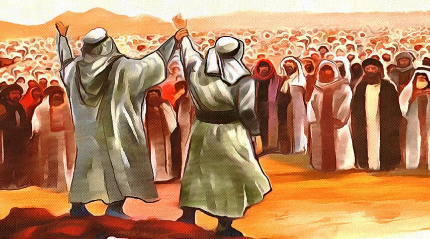 في صاحب خلافة الله الكبرى بنصّ الغدير أمير المؤمنين عليّ صلواتٌ الله عليه