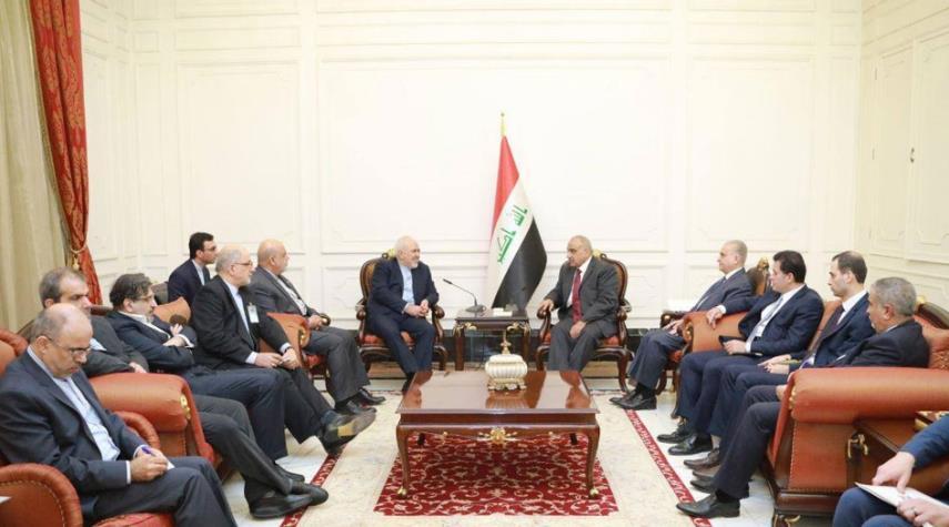 رئيس الوزراء العراقي: نتطلع لمستقبل أفضل للعلاقات مع ايران