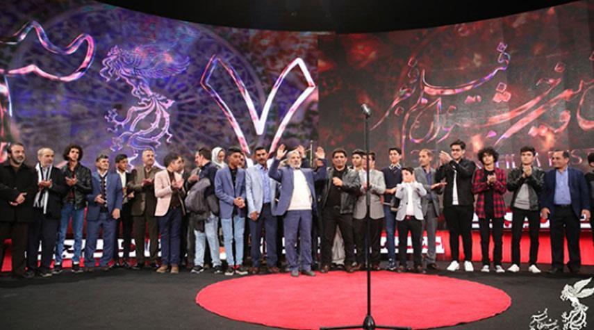 مهرجان فجر السينمائي الـ 37 يكرم الفائزين والمتألقين خلال حفل الاختتام