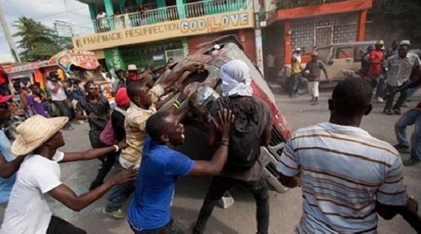 هروب جماعي لسجناء من سجن في هايتي