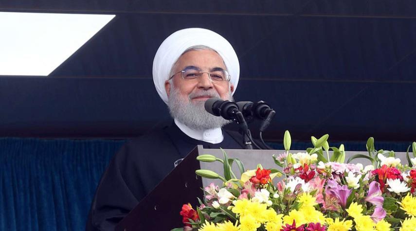 الرئيس روحاني: نطالب بمحاكمة جميع امري ومنفذي جريمة نيوزيلاندا