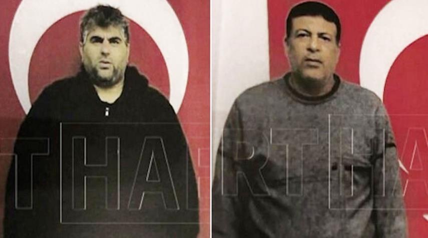 الإماراتيان المتهمان بالتجسس في تركيا يرتبطان بقيادي فلسطيني