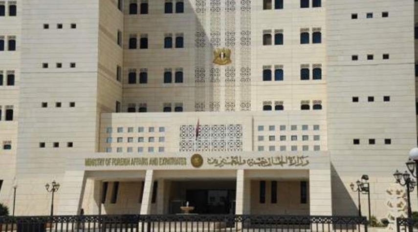 سوريا تعرب عن رفضها أي أعمال تعيق الملاحة في الخليج الفارسي