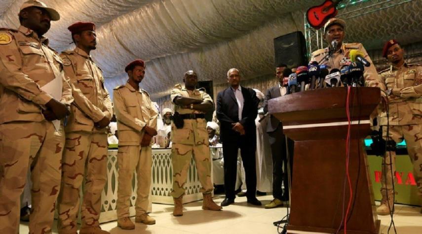 المجلس العسكري الانتقالي في السودان يعين عضواً بدلا للمستقيل