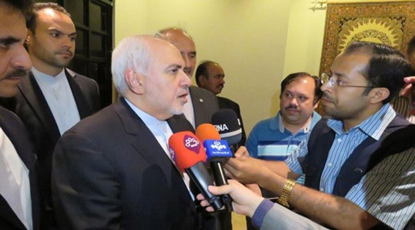 وزير الخارجية: الحظر الاميركي يستهدف النظام العالمي