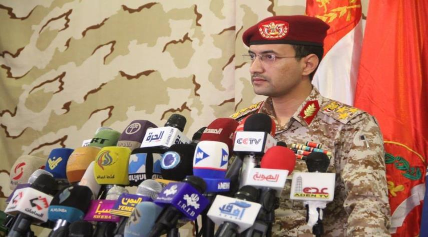 العميد سريع يدعو للابتعاد عن المواقع العسكرية في دول العدوان