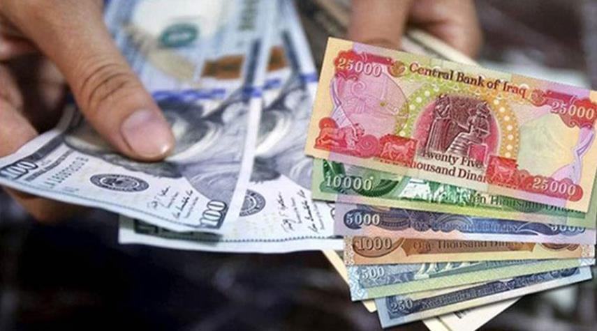 العراق... أسعار صرف الدولار في بورصة الكفاح والأسواق المحلية