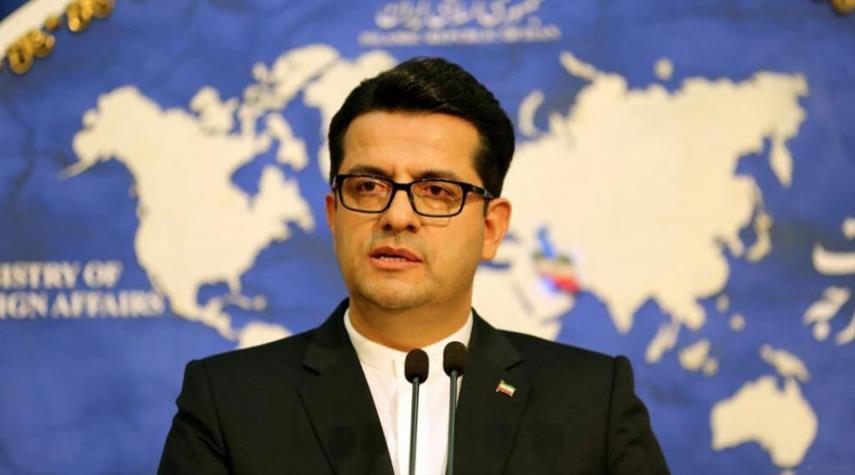 طهران تعرب عن قلقها إزاء الظروف الأمنية في كشمير