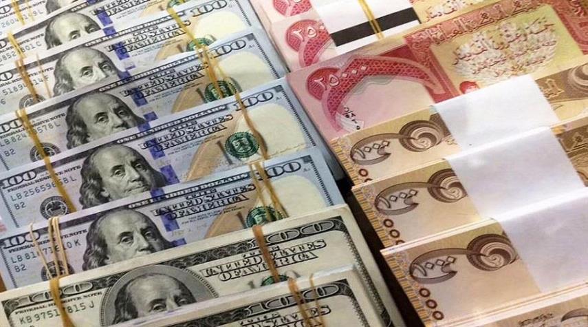 اسعار صرف الدولار ببورصة الكفاح والاسواق العراقية