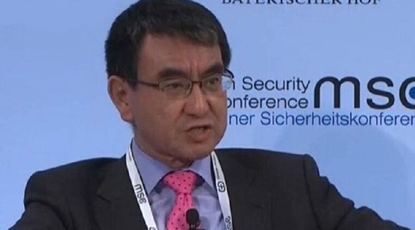 """وزير دفاع اليابان: لا دليل على استهداف ايران """"ارامكو"""" السعودية"""