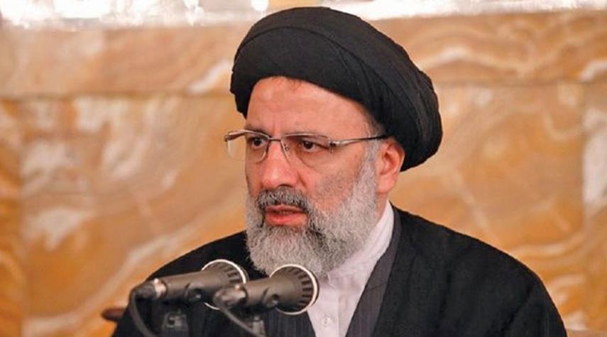 آية الله رئيسي: الفتنة في العراق تستهدف مسيرة الاربعين