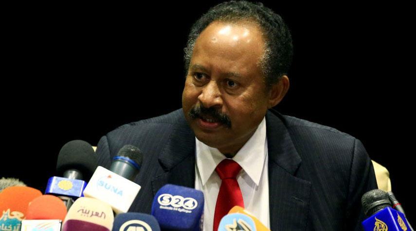 الحكومة السودانية تتضامن مع وزيرة بعد اتهامها بالردة