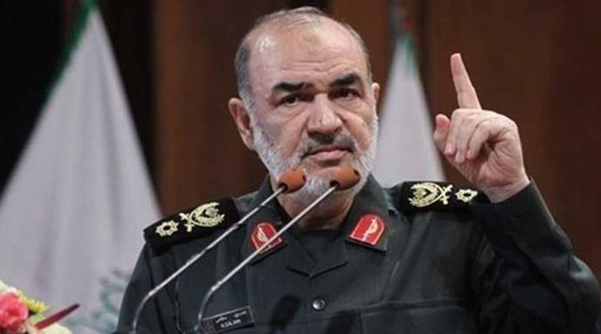 حرس الثورة: سنرغم الاعداء على الرضوخ امام الشعب الايراني