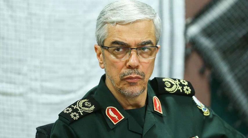 اللواء باقري يتحدث عن أمر مهم جداً قدمته الثورة الإسلامية الى العالم