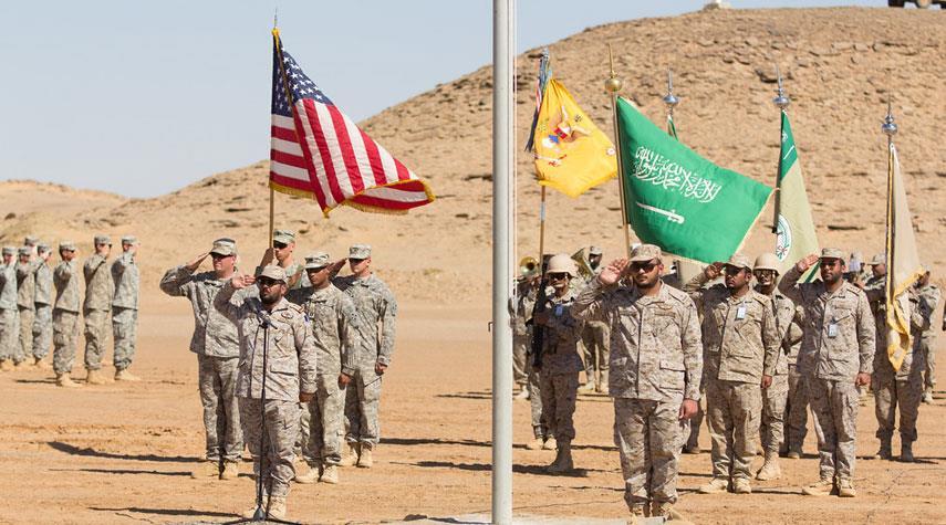 البنتاغون ينفي مزاعم ترامب بشأن القوات الامريكية في السعودية