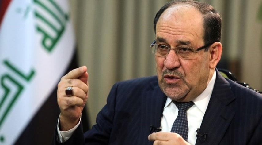 العراق..المالكي يغرد بشأن قضية اختيار مرشح رئاسة الوزراء