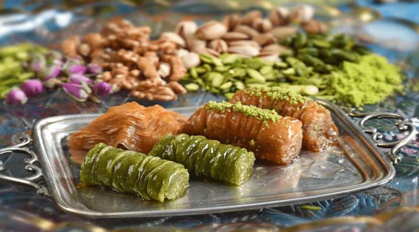 البقلاوة.. حلوى أذربيجان التقليدية