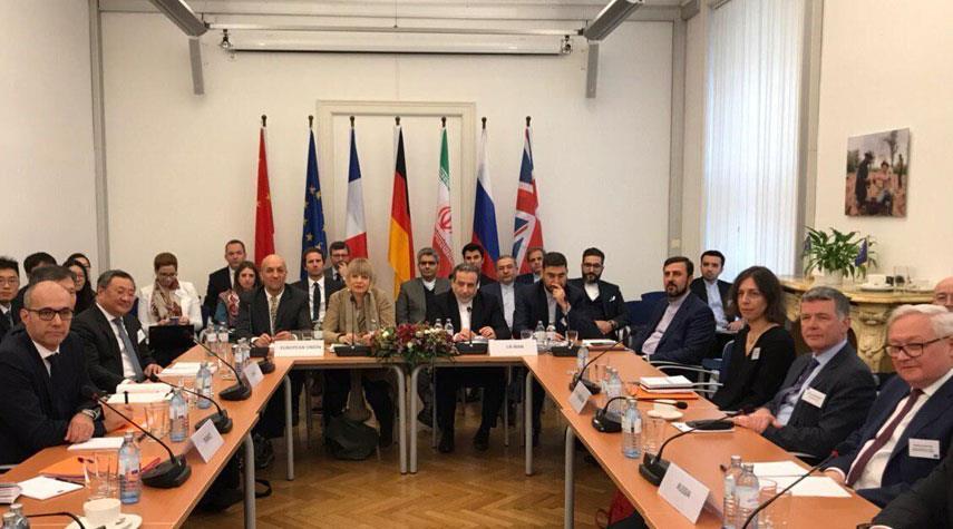 البيان الختامي لاجتماع اللجنة المشتركة للاتفاق النووي