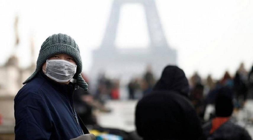 فرنسا...أكثر من 2400 إصابة جديدة بكورونا ووفاة 240 حالة