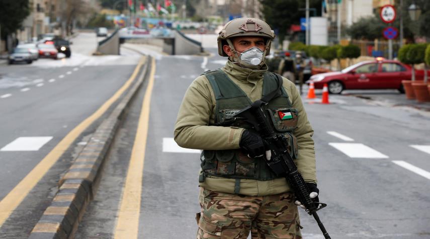 الأردن يعزل محافظة أربد بالكامل بسبب فيروس كورونا