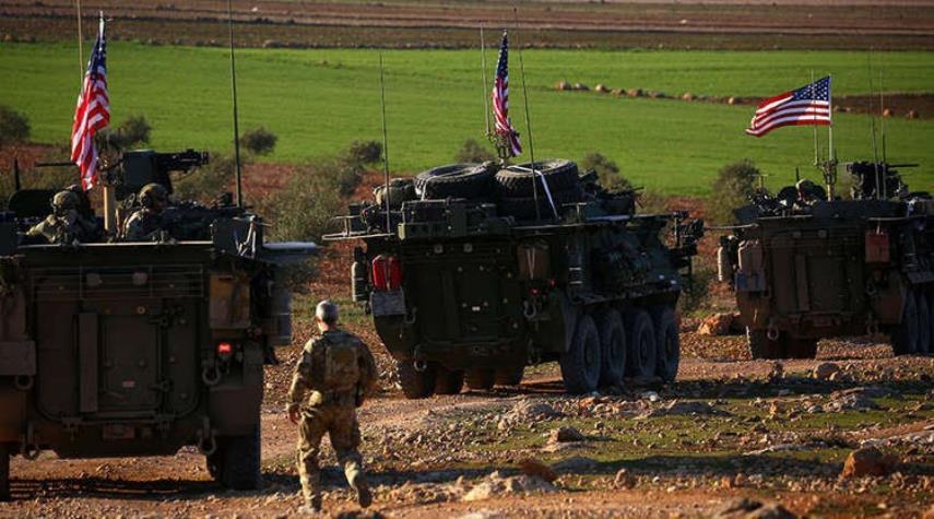 مقتل ضابط امريكي في ريف دير الزور الشمالي