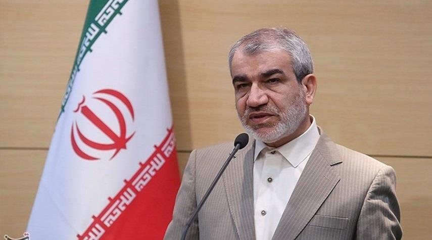 مسؤول ايراني: لا يحق لأي حكومة إعاقة حرية التجارة الدولية