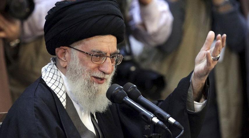 قائد الثورة يلقي خطاباً بمناسبة يوم القدس العالمي