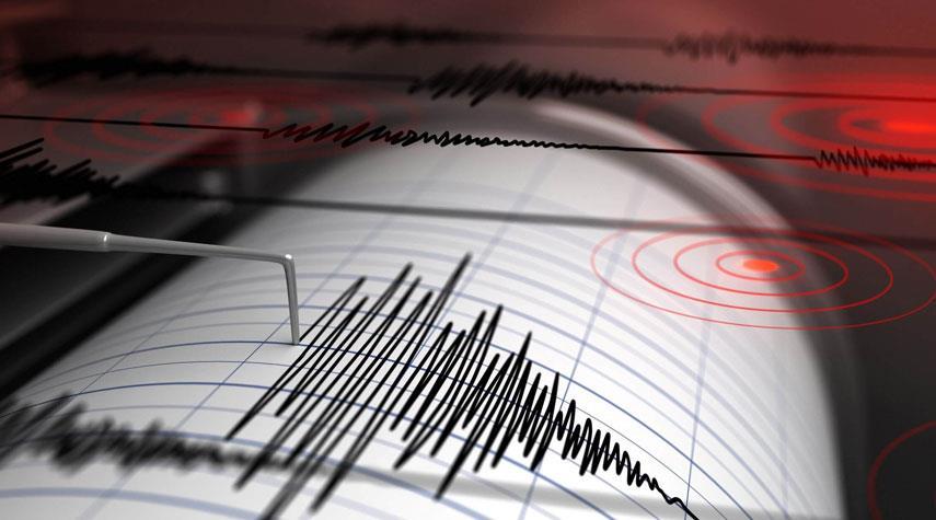 زلزال بقوة 4.2 درجة يضرب مناطق في جنوب غربي ايران