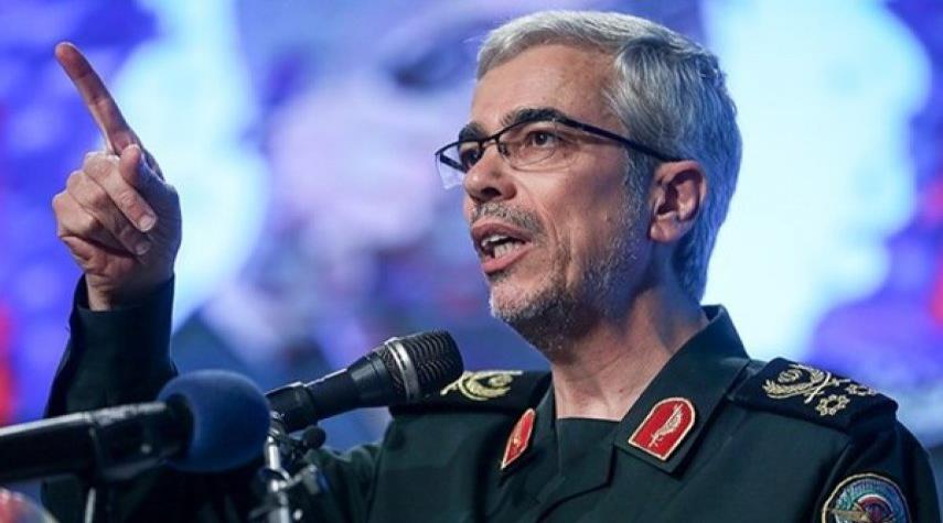 ايران سترد فورا وبحزم على اي خطأ في حسابات العدو