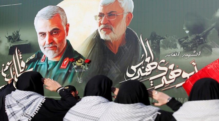 """بالصور.. افتتاح جدارية """"جمال النصر"""" في بغداد"""