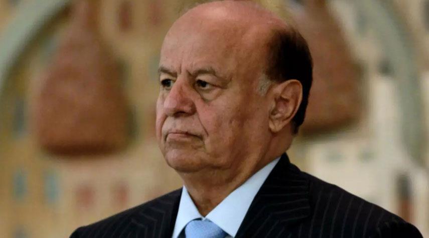 نهاية هادي في الساحة السياسية اليمنية