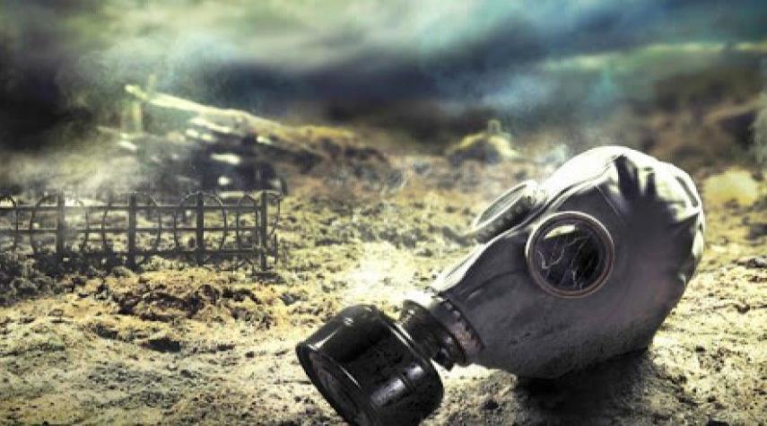 التواطؤ الاميركي الاوروبي في الحرب الكيمياوية