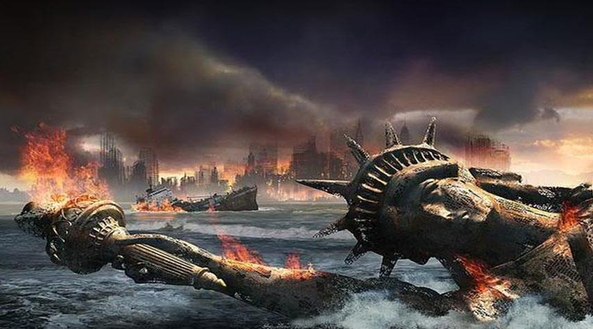 مؤرخ اميركي يتحدث عن نهاية إمبراطورية الولايات المتحدة