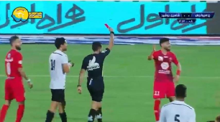 الدوري الايراني... برسبوليس يوسع الفارق مع اقرب منافسيه