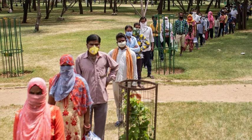 مصرع 9 أشخاص احتسوا معقما لليدين في الهند