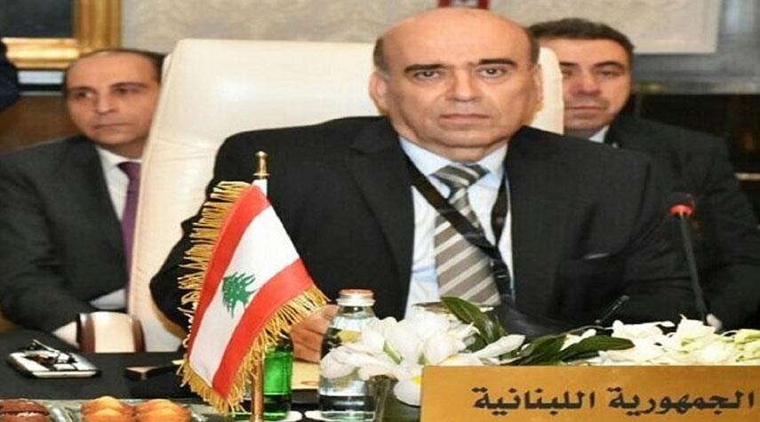 لبنان... تعيين شربل وهبة وزيرا للخارجية خلفا لحتي