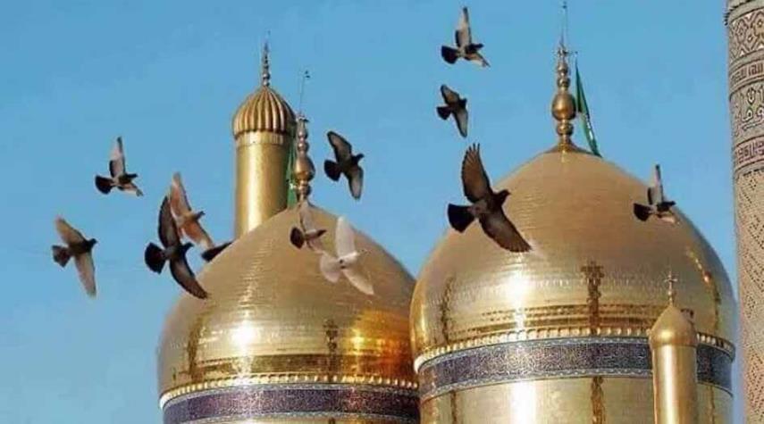 سابع أئمة أهل البيت الإمام موسى بن جعفر الكاظم (ع)