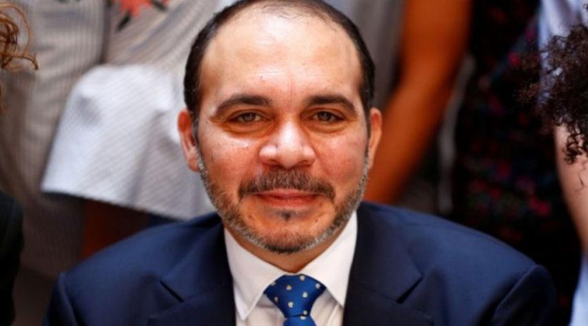 شقيق ملك الأردن يسخر من اتفاق العار الإماراتي البحريني
