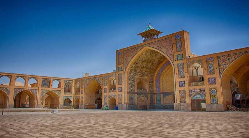 مسجد الحكيم.. من روائع العمارة الصفوية