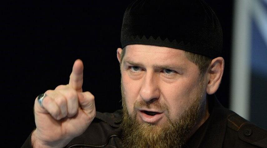 الرئيس الشيشاني يحذر فرنسا من استفزاز المسلمين