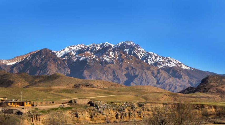 جبال «كركس» .. شاهق وعظيم