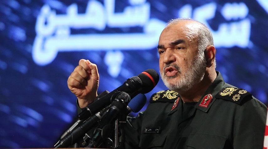 حرس الثورة يؤكد خروج الحرب العسكرية من خيارات العدو