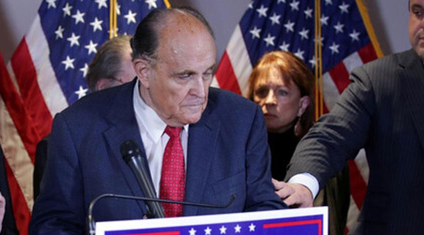إصابة مستشار حملة ترامب الانتخابية بكوفيد-19