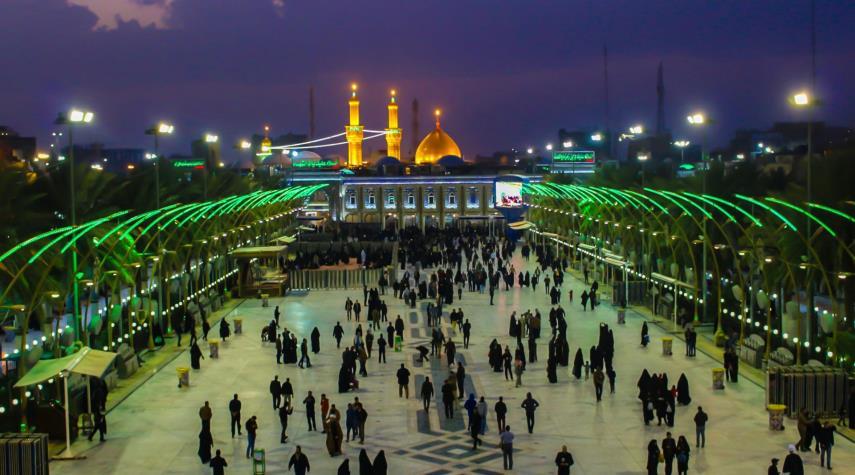 فضل زيارة الإمام الحسين عليه السلام في ليلة الجمعة