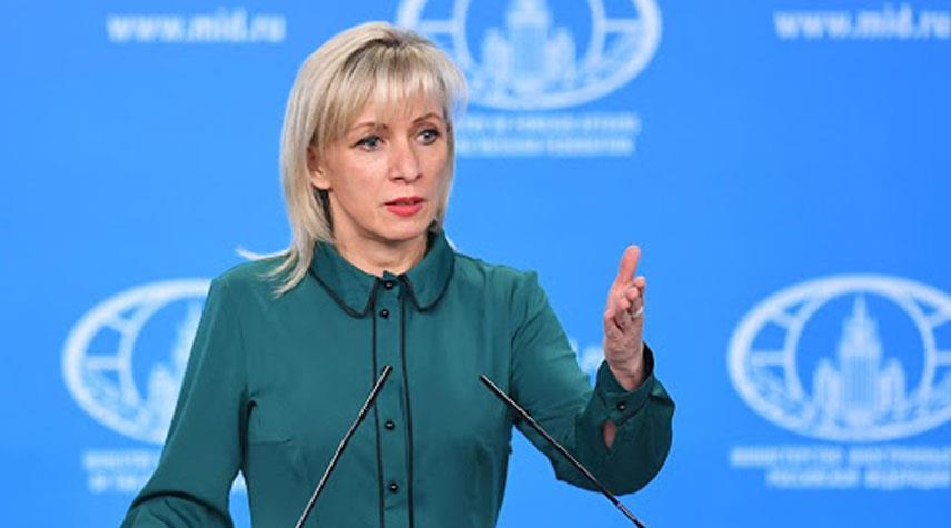 روسيا: تصرفات واشنطن السبب لاستئناف إيران لتخصيب اليورانيوم