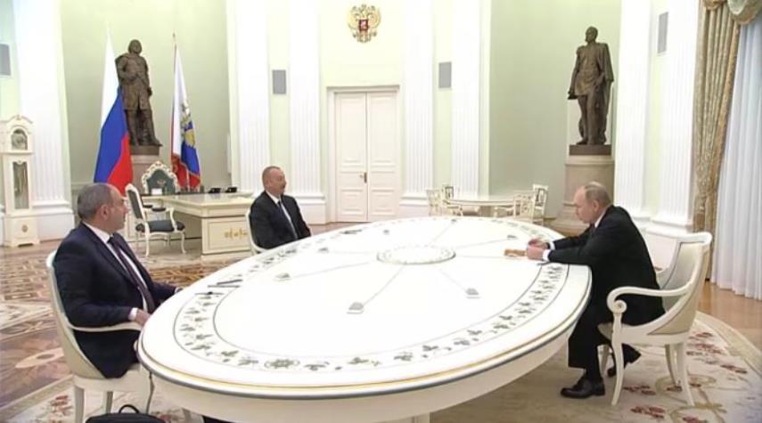 روسيا... قمة ثلاثية في موسكو لمناقشة ملف قره باغ