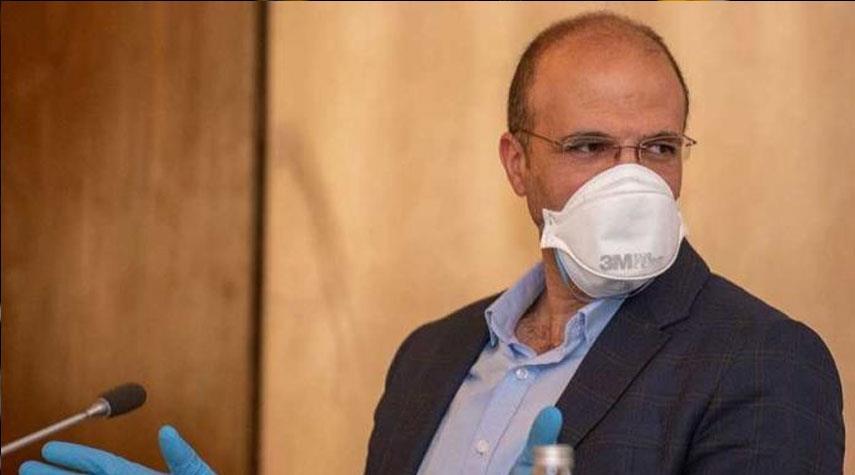 إصابة وزير الصحة اللبناني بكوفيد-19