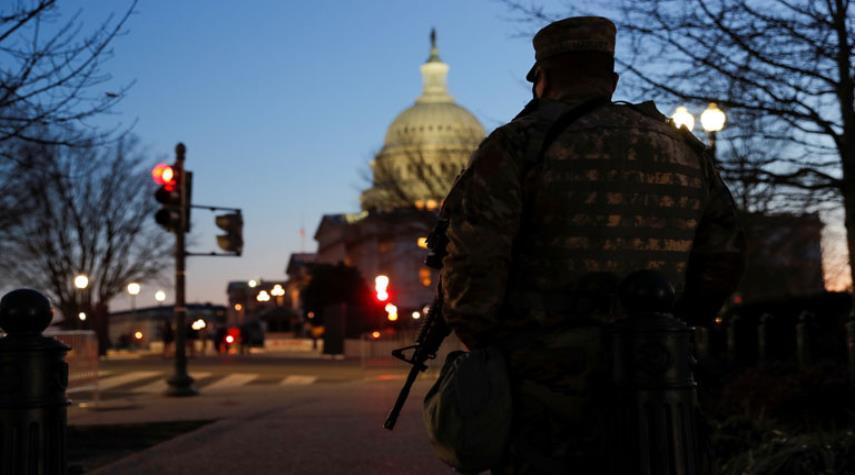 اجراءات امنية غير مسبوقة في واشنطن