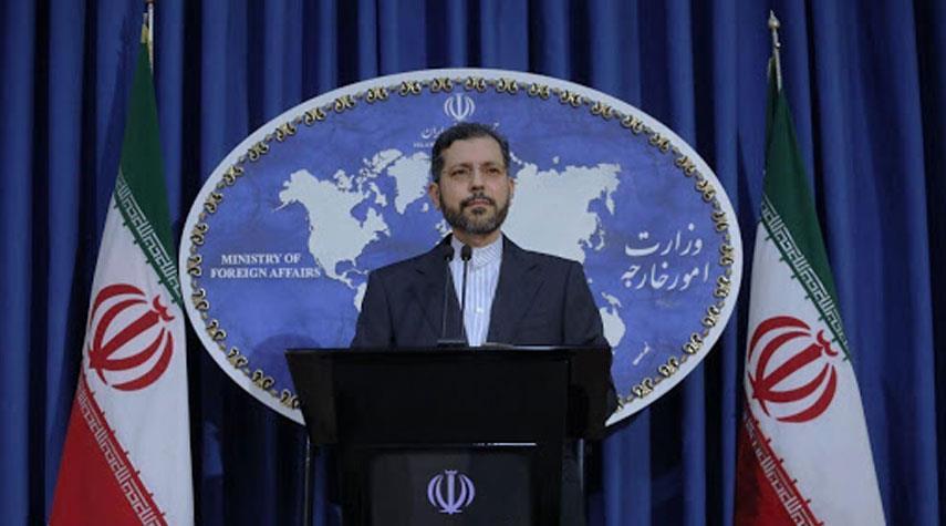 وزارة الخارجية الايرانية تدين العمليات الارهابية في بغداد