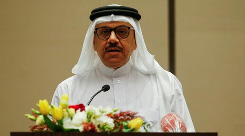 وزير خارجية البحرين يوجه اتهامات لدولة قطر